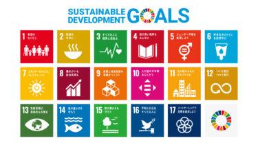 SDGs|持続可能な開発目標とは?